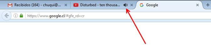 Silenciar Firefox